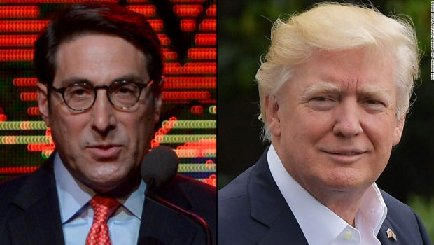 Trump's attorney doesn't want Trump's 'confidential' written responses to Mueller released