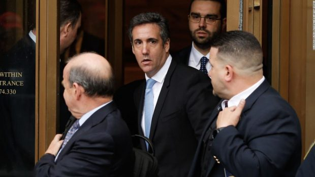 What's in the Cohen warrant documents