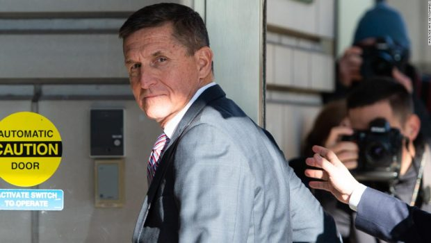 Flynn done cooperating with Mueller probe, but info he provided is still part of ongoing investigations, government says