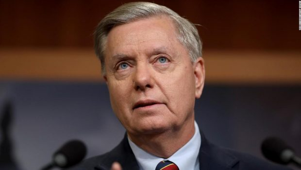 Graham's embrace of Trump puts re-election ahead of principle