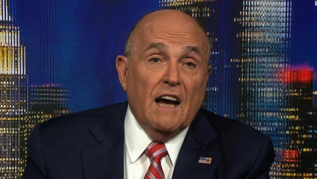 Giuliani: Mueller report line about not exonerating Trump is a 'cheap shot'