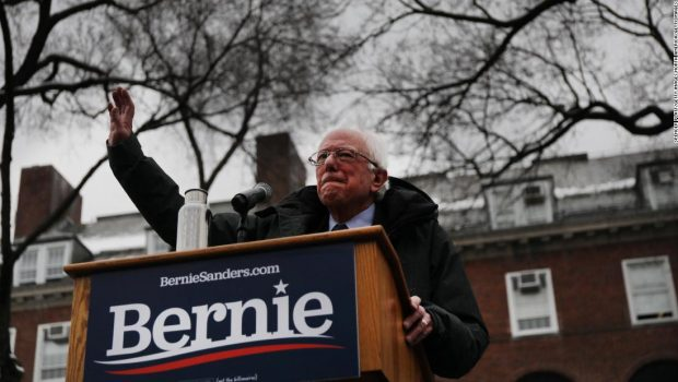 Bernie Sanders welcomes back top organizing aide as 2020 campaign grows