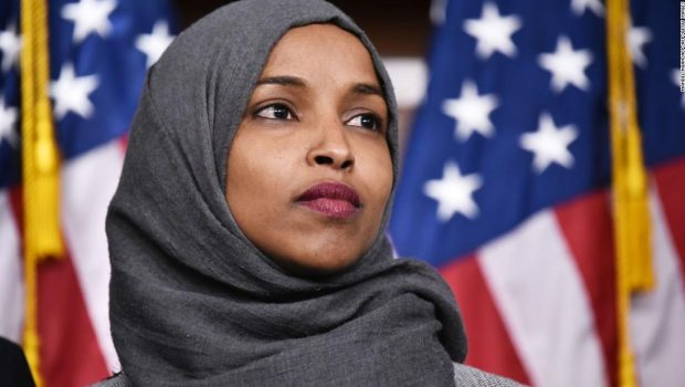 Ilhan Omar calls for solidarity with Muslims in wake of New Zealand mosque terror attacks