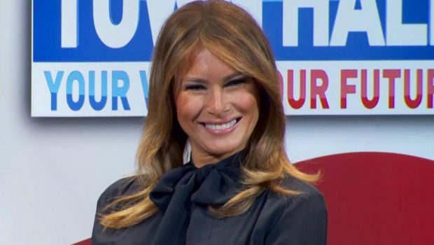 Melania Trump to highlight government agencies' youth programs, convene working group to improve them