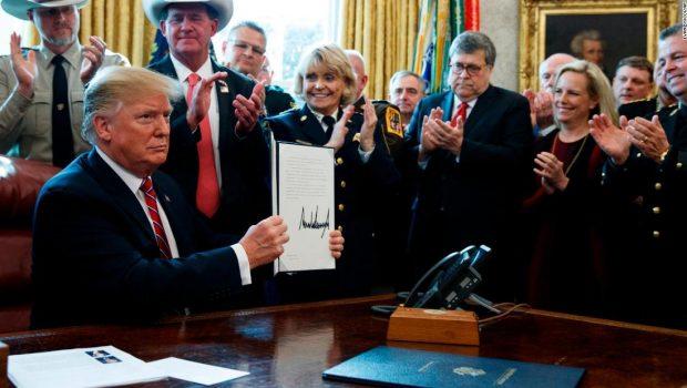Donald Trump's week of the veto