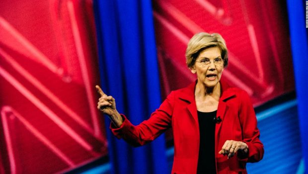 The Point: Elizabeth Warren just had her best moment of the 2020 campaign
