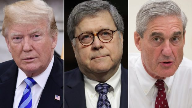 What Justice Department rules say Barr can do — and can't do — with the Mueller report