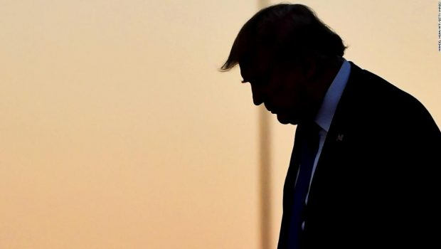 Analysis: Welcome to the new era of the Trump presidency