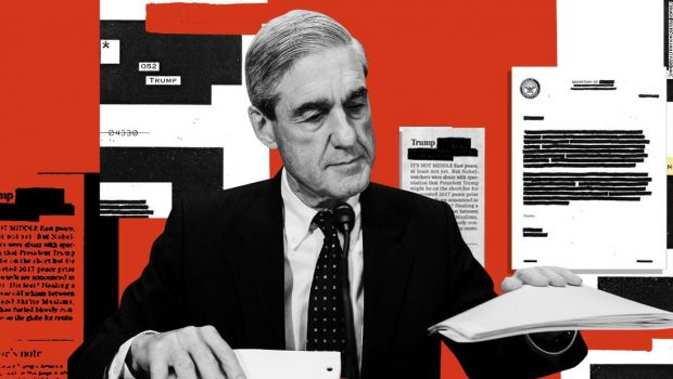DOJ not sending 'principal conclusions' of Mueller report to Hill today