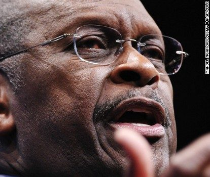 Herman Cain says he's 'very committed' to potential Fed nomination