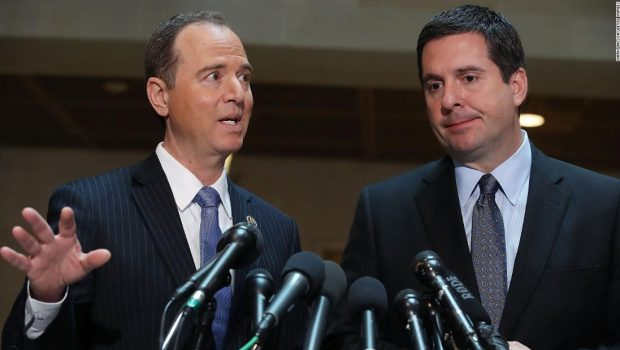 House Intelligence panel requests Mueller briefing, counterintelligence materials