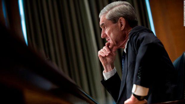 Robert Mueller's report is out