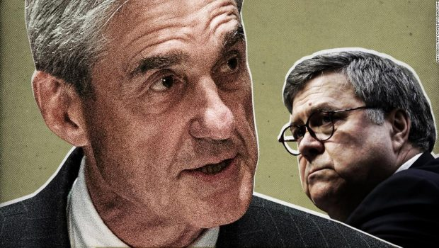 Barr versus Mueller: 4 times Barr twisted and cherry-picked Mueller's report