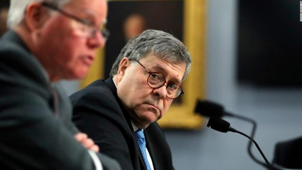 Attorney General William Barr to hold press conference Thursday on Mueller report