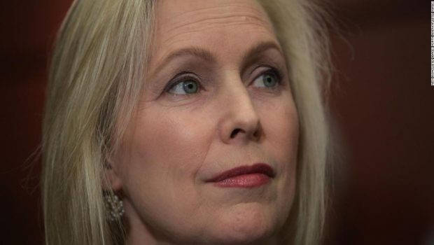 Kirsten Gillibrand trails the pack with $3 million in first quarter fundraising