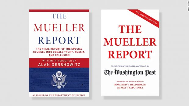 The Mueller Report is already a best-seller