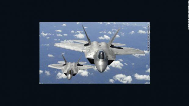 US intercepts Russian bombers, fighter jets off the coast of Alaska