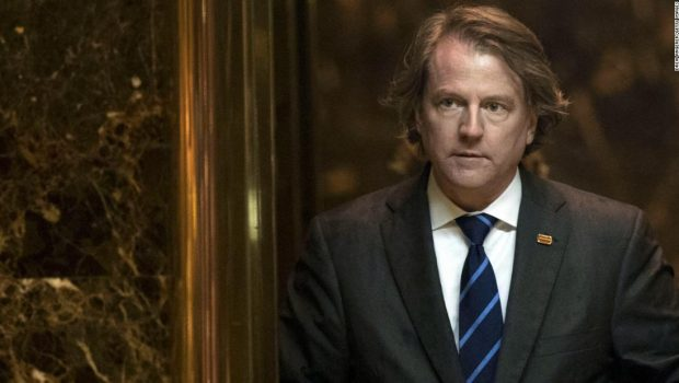 Nadler prepares to punish Don McGahn after WH directs former counsel not to testify