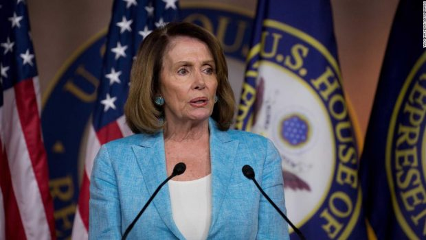 Pelosi says Trump is 'engaged in a cover-up'
