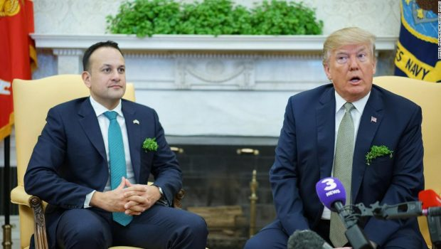 Trump to visit Ireland during D-Day trip to UK and Normandy