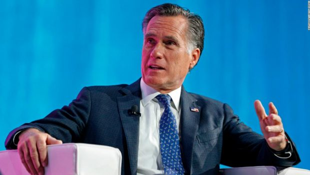 Romney disagrees with GOP congressman's conclusion on Trump's 'impeachable conduct'