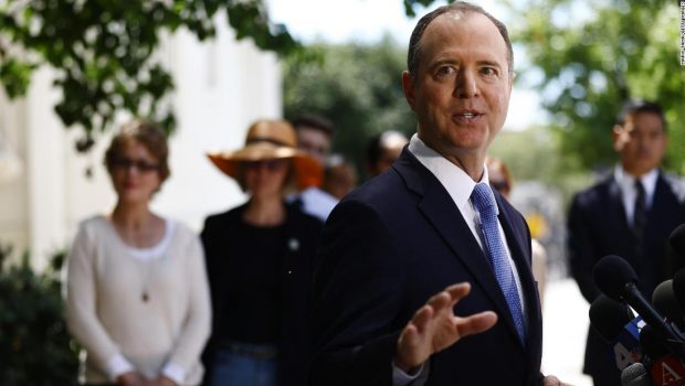 Justice Department willing to hand over counterintelligence if Schiff backs off 'enforcement action'