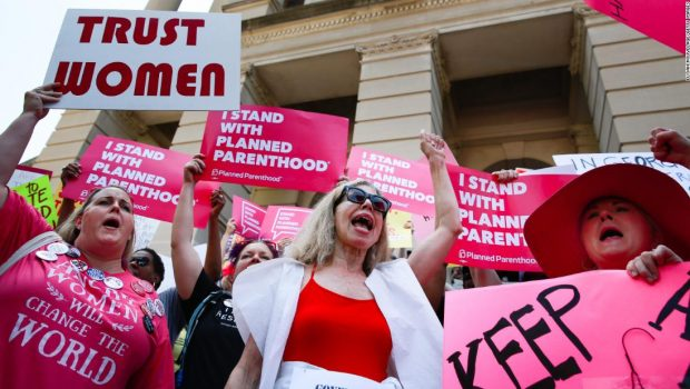 Nevada passes bill to no longer require doctors to tell women the 'emotional implications' of an abortion