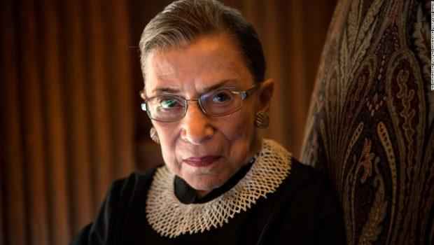Ruth Bader Ginsburg wins 'best real-life hero' at MTV awards