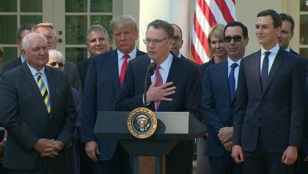 Democrats to meet with US trade representative over USMCA