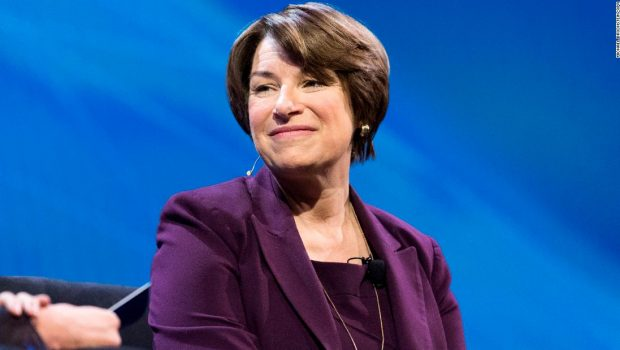Klobuchar lists actions she would take in first 100 days as president