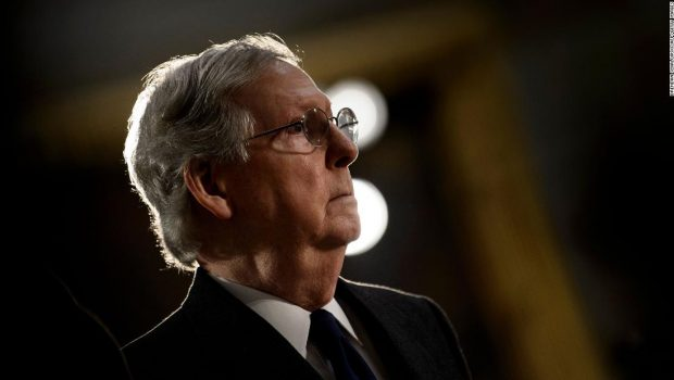 Why Mitch McConnell is rejecting Hill calls on election security, as House Dems plan new push