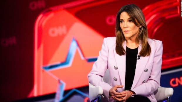 Marianne Williamson apologizes, says she misspoke in calling vaccines 'draconian'