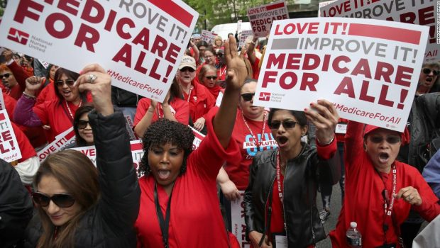 Poll shows Medicare for All is confusing to most Americans