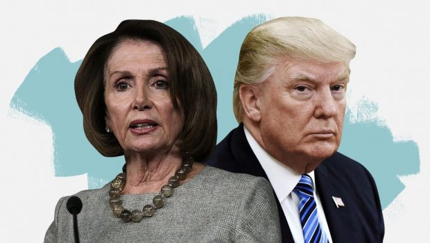 Nancy Pelosi called Trump Friday night asking him to call off ICE raids