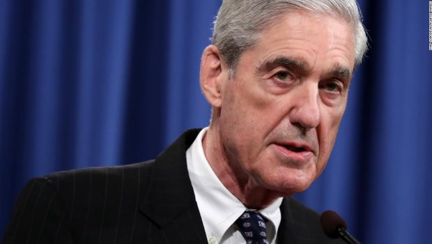 A publisher is turning the Mueller report into a graphic novel