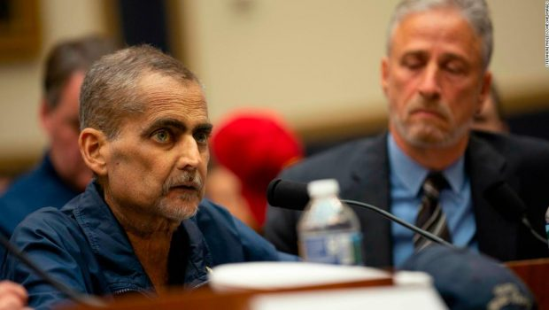 9/11 first responder enters hospice days after testifying to Congress