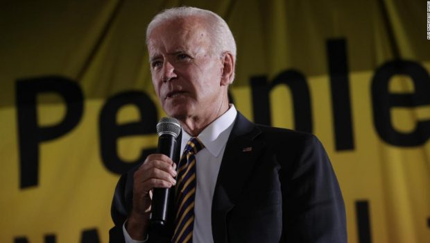 Woman tells Biden that 'generations of women in situations like mine have suffered because of the Hyde Amendment'