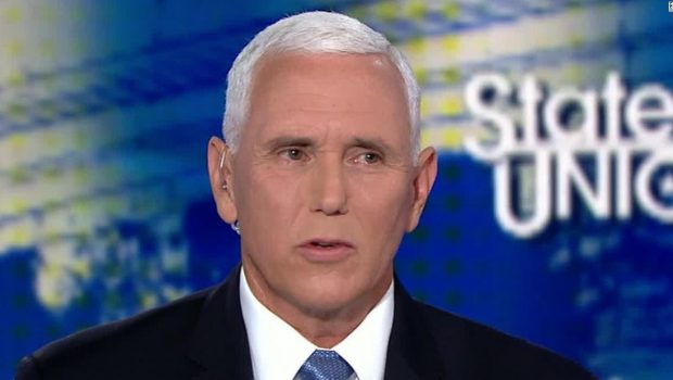 Fact-checking Mike Pence on CNN's State of the Union